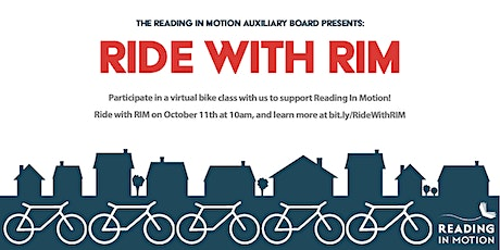 Ride With RIM: A Reading In Motion Auxiliary Board Event tickets