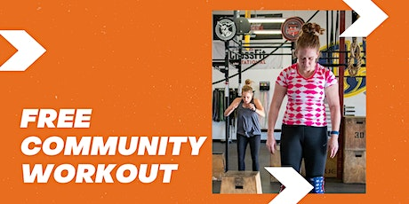 FREE Community Workout at North Central tickets