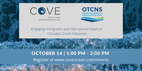 Changing Tides: Engaging Immigrants and International Talent tickets