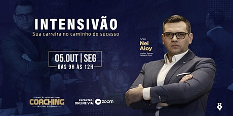 Intensivão - Sua Carreira no Caminho do Sucesso 05/10 tickets