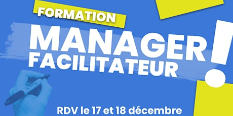 Formation Manager Facilitateur billets