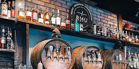RMU's Wine & Wax tickets