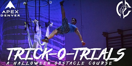 Trick-o-Trials: A Halloween Obstacle Course tickets