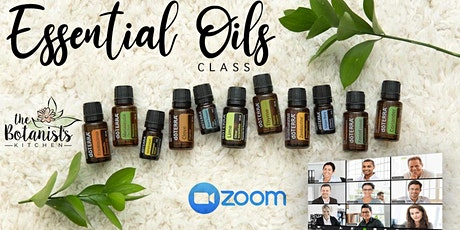 Introduction to dōTERRA Essential Oils Class Online tickets
