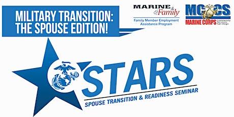Spouse Transition & Readiness Seminar (STARS) tickets