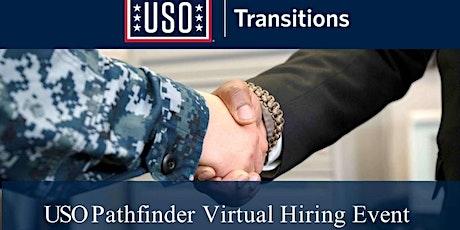 USO Pathfinder Virtual Hiring Fair tickets