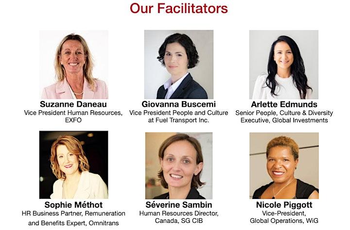 2020 Gender Parity Forum image