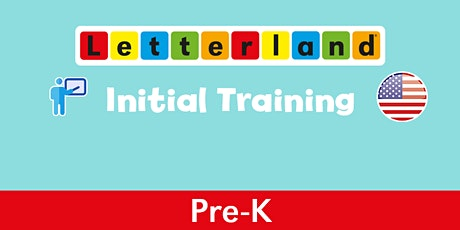 Letterland Initial Pre-K Virtual Training [ 1379 ] tickets