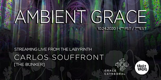 Ambient Grace Featuring Carlos Souffront