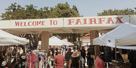 Melrose Trading Post at Fairfax High School billets