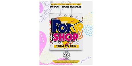 Pop Up Shop - Support  Small Business Saturday tickets