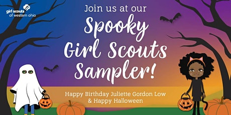 Girl Scouts Spooky Sampler - Butler and Warren County tickets