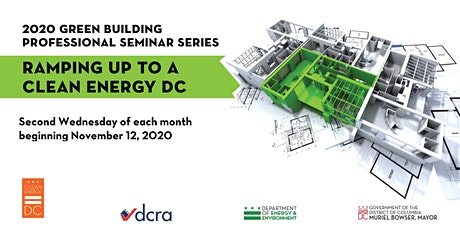 2020 Green Building Professional Seminar Series tickets