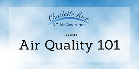 Air Quality 101 Webinar tickets