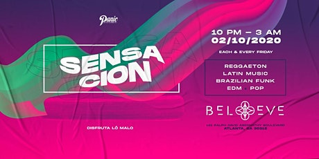 SENSATION - Disfruta ló Malo  | Believe | Friday October 2 tickets