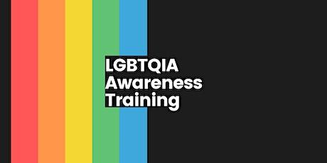 LGBTQIA Awareness Training tickets