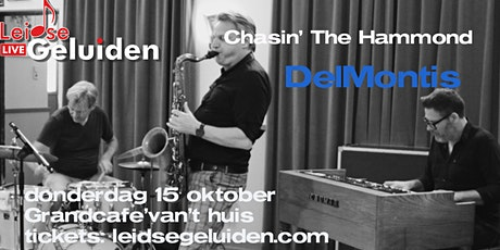 Leidse Geluiden presents: DelMontis tickets
