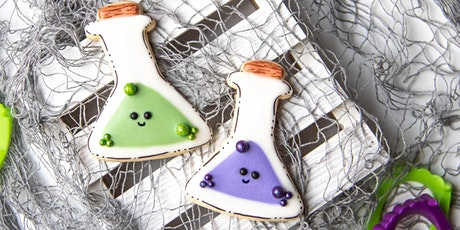 11:00AM - Spooky Sprinkles Cookie Decorating Class by SugarCookieClasses! tickets