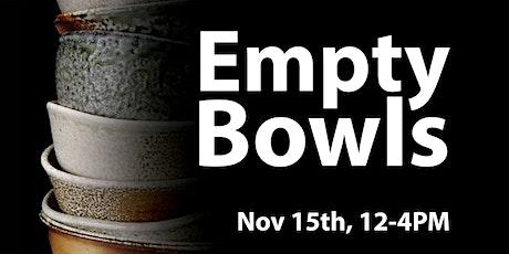 Empty Bowls 2020 tickets