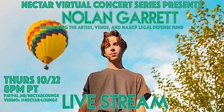 NVCS  presents NOLAN GARRETT tickets