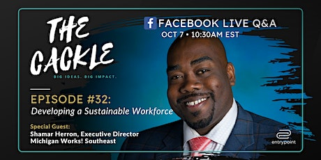 The Cackle Episode #32: Developing a Sustainable Workforce tickets