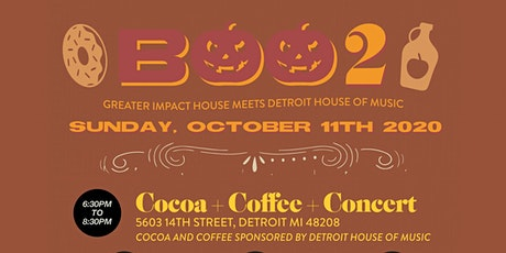 Cocoa + Coffee + Concert - Audra Kubat/Greater Alexander/Six Mile Strings tickets