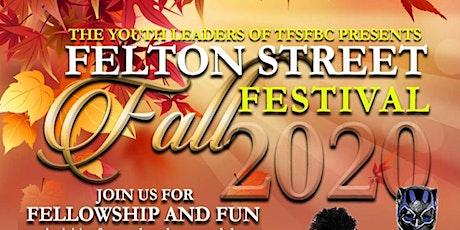 Felton Street Fall Festival 2020 tickets