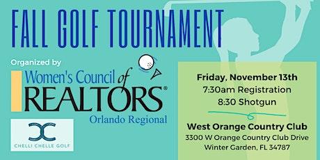 Women's Council Golf Tournament 2020 tickets