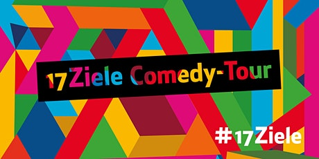 17ZIELE COMEDY-TOUR Berlin Tickets