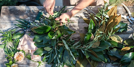 Holiday Wreath Making Workshop tickets
