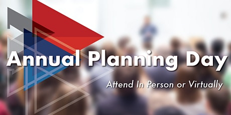 Annual Planning Day 2020 tickets