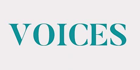VOICES Curriculum tickets