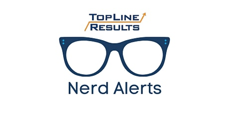 Nerd Alerts Webinar Series tickets