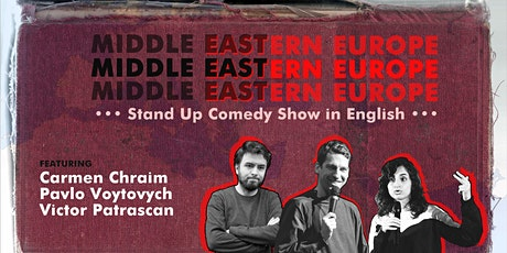 Middle East/ern Europe  - StandUp Comedy Show in English tickets