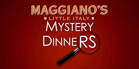 Maggiano's Murder Mystery Dinner tickets