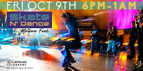 Skate N' Dance Motown Funk tickets