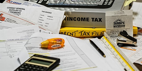 Virtual Small Business Tax Workshop tickets