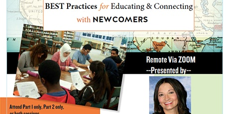 Best Practices for Newcomers, Nov. 3 and Nov. 5 - PART 1 tickets
