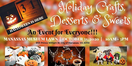 Old Town Manassas Holiday Crafts, Desserts & Sweets tickets