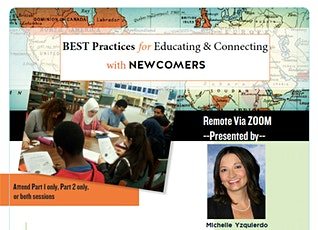 Best Practices for Newcomers, Part 2 - November 17 and November 19, 2020 tickets