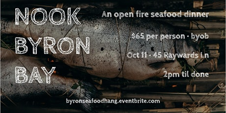 NOOK Byron Bay Seafood Hang tickets