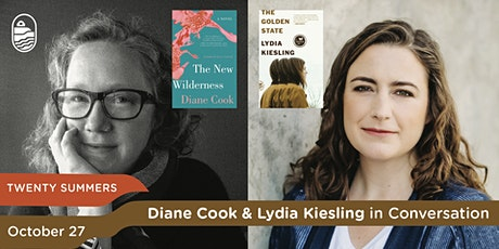 Twenty Summers: Diane Cook & Lydia Kiesling in Conversation tickets