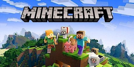 Aulas Experimentais  Gratuitasde Minecraft Education (online ou presencial) tickets