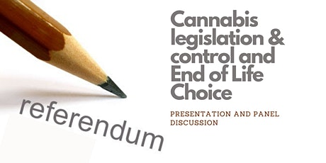 CANTERBURY: Referendums: Cannabis Legislation and End of Life Choice tickets