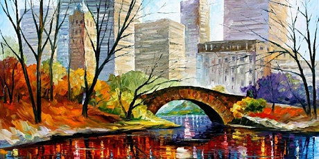 Paint In The Park! Central Park BYOB tickets