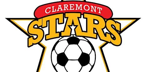 Claremont Stars Team Training 2011 Girls tickets