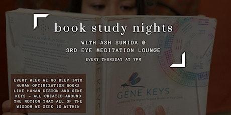 Book Study Nights - Human Optimization tickets