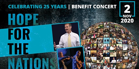 Hope For The Nations Benefit Concert tickets