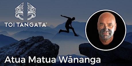 Atua Matua Wānanga tickets