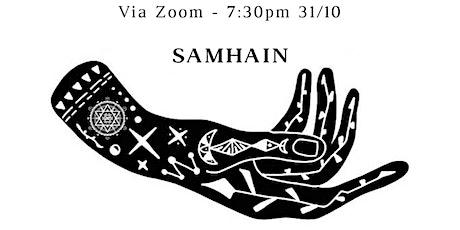 Samhain Divine Feminine Circle - Via Zoom tickets